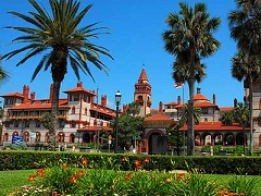Flagler College partial view